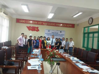 Yunnan University of Agriculture, China visited and worked at the University of Science