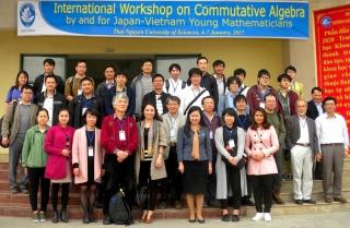 International workshp on Commutative Algebra