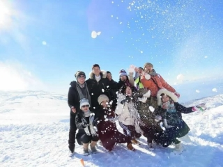 Visit Hermon mountain – Israel